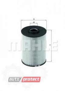 Фото 1 - MAHLE KX 211D фильтр топливный