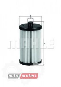 Фото 1 - MAHLE KX 222D фильтр топливный
