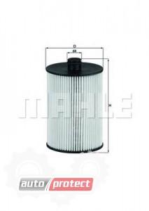 Фото 1 - MAHLE KX 226D фильтр топливный