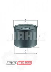 Фото 1 - MAHLE KX 23 фильтр топливный