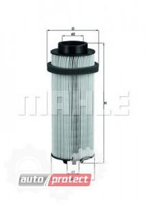Фото 1 - MAHLE KX 261D фильтр топливный