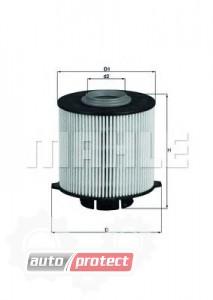 Фото 1 - MAHLE KX 265D фильтр топливный