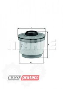 Фото 1 - MAHLE KX 268D фильтр топливный
