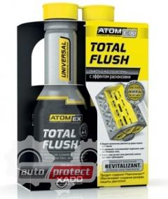 Фото 1 - Atomex TotalFlush Очиститель маслосистемы двигателей