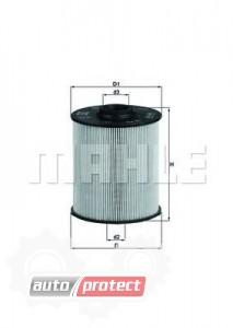 Фото 1 - MAHLE KX 70D фильтр топливный
